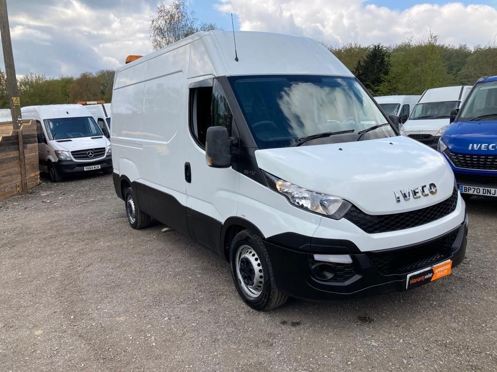 USED 2014 64 IVECO DAILY 2.3 35S11V 106 BHP