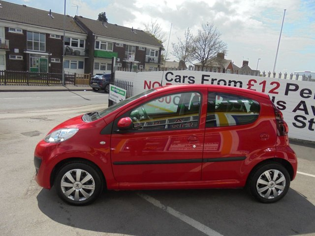 USED 2014 63 PEUGEOT 107 1.0 ACTIVE 5d 68 BHP **BOOK YOUR TEST DRIVE NOW *
