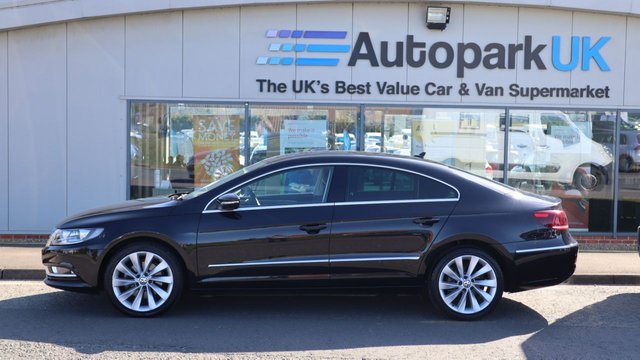 USED 2016 16 VOLKSWAGEN CC 2.0 GT TDI BLUEMOTION TECHNOLOGY DSG 4d 148 BHP LOW DEPOSIT OR NO DEPOSIT FINANCE AVAILABLE . COMES USABILITY INSPECTED WITH 30 DAYS USABILITY WARRANTY + LOW COST 12 MONTHS ESSENTIALS WARRANTY AVAILABLE FROM ONLY £199 (VANS AND 4X4 £299) DETAILS ON REQUEST. ALWAYS DRIVING DOWN PRICES . BUY WITH CONFIDENCE . OVER 1000 GENUINE GREAT REVIEWS OVER ALL PLATFORMS FROM GOOD HONEST CUSTOMERS YOU CAN TRUST .