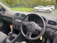 USED 2010 10 VOLKSWAGEN GOLF 1.4 SE TSI 3d 121 BHP AIR CONDITIONING, ALLOYS