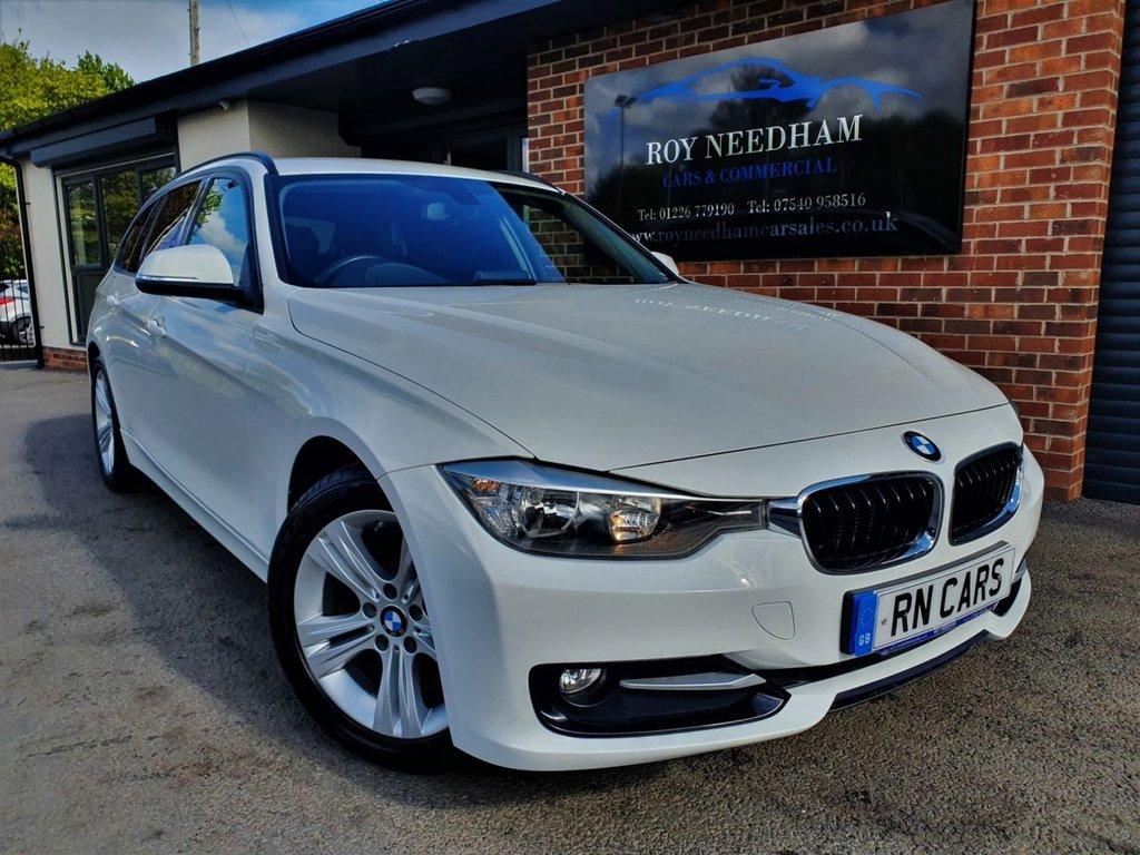 USED 2015 64 BMW 3 SERIES 2.0 318D SPORT TOURING 5DR 141 BHP *** SAT NAV - REAR SENSORS ***