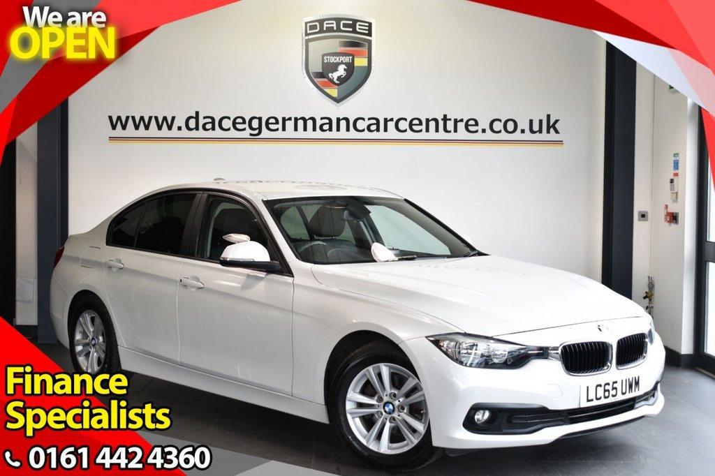 USED 2015 65 BMW 3 SERIES 2.0 320D ED PLUS 4DR AUTO 161 BHP