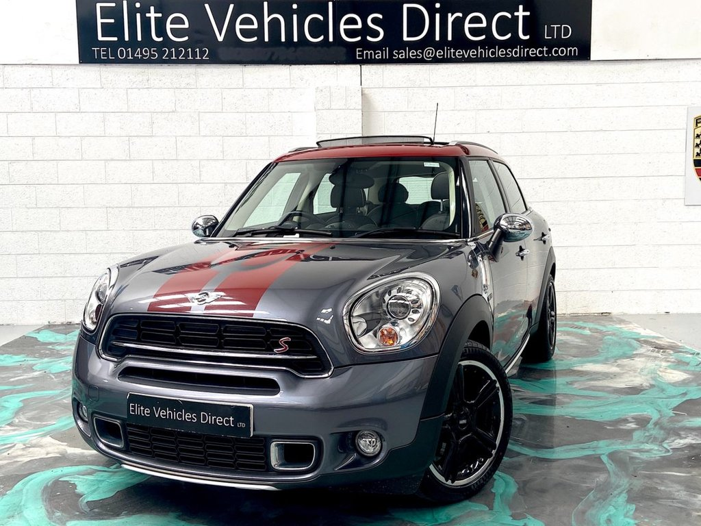 USED 2016 66 MINI COUNTRYMAN 1.6 COOPER S PARK LANE 5d 190 BHP