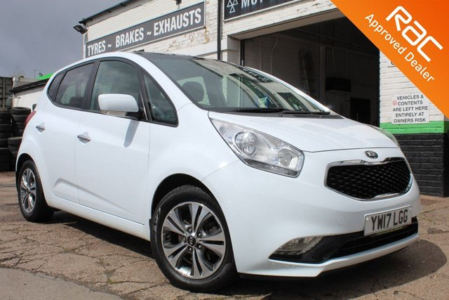 USED 2017 17 KIA VENGA 1.6 CRDI 4 ISG 5d 114 BHP VIEW AND RESERVE ONLINE OR CALL 01527-853940 FOR MORE INFO.