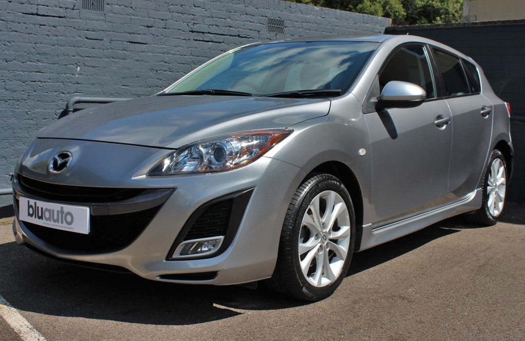 """USED 2011 11 MAZDA 3 1.6 TAKUYA 5d 105 BHP 2 Owners, 8 Services, 17"""" Alloys, Heated Seats, Dual Climate & Cruise Control, Voice Control, Electric Folding Mirrors, Automatic Lights & Wipers"""