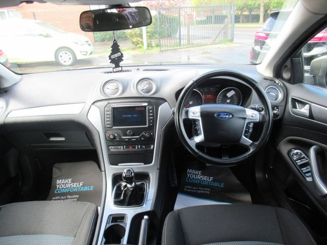 USED 2013 13 FORD MONDEO 2.0 ZETEC BUSINESS EDITION TDCI 5d 161 BHP ** TEST DRIVE TODAY **
