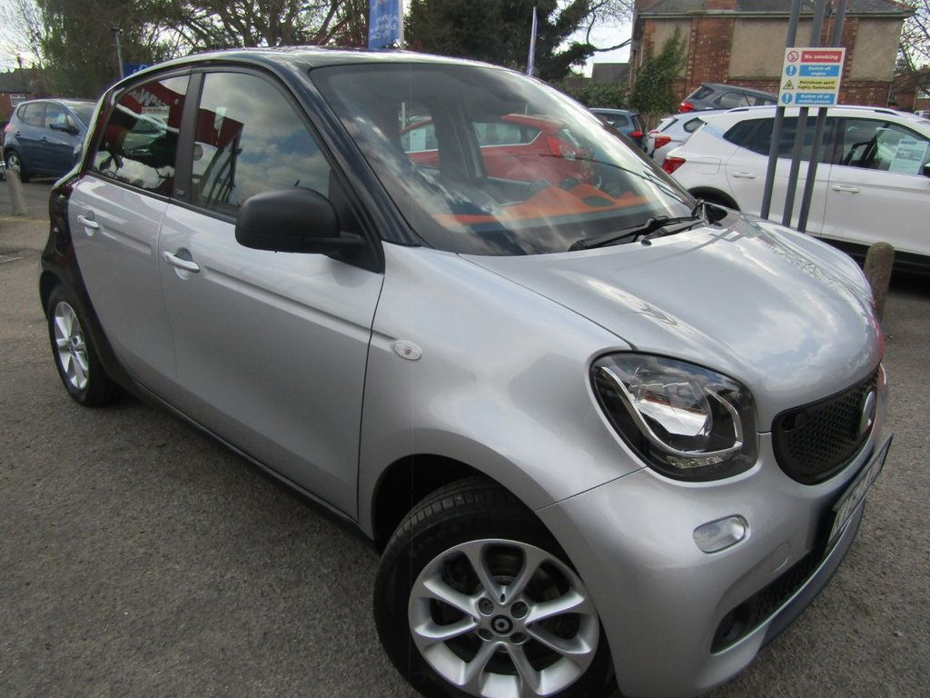 USED 2018 67 SMART FORFOUR 1.0 PASSION 5d 71 BHP ** Super example