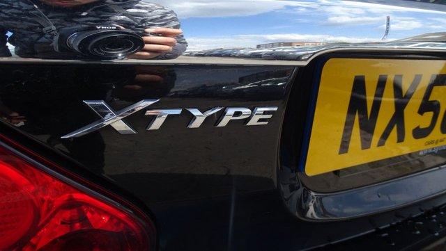 USED 2008 58 JAGUAR X-TYPE 2.0 S 4d 129 BHP
