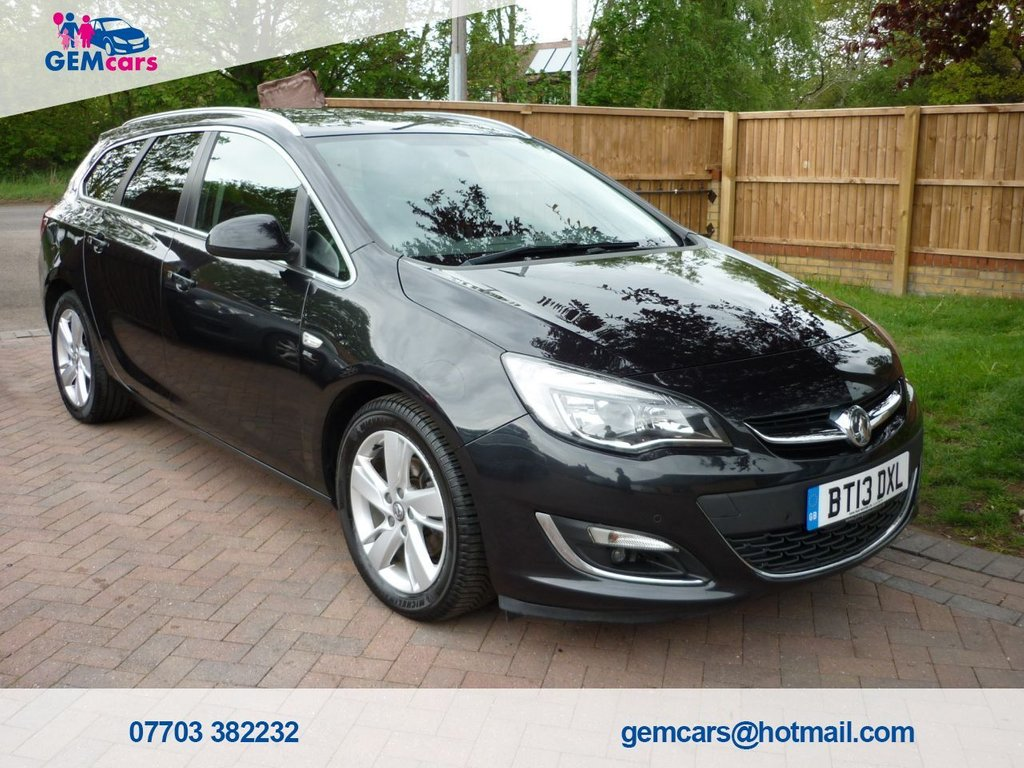USED 2013 13 VAUXHALL ASTRA 2.0 SRI CDTI S/S 5d 163 BHP GO TO OUR WEBSITE TO WATCH A FULL WALKROUND VIDEO
