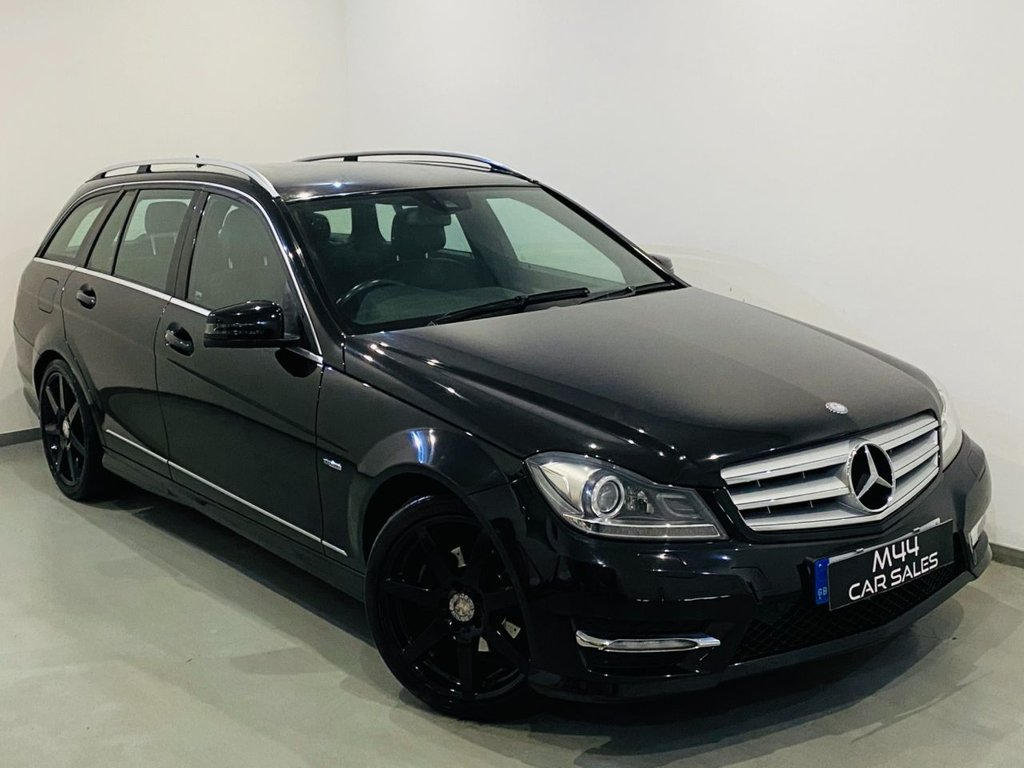 USED 2012 12 MERCEDES-BENZ C-CLASS 2.1 C220 CDI BLUEEFFICIENCY SPORT 5d 168 BHP Bluetooth / Isofix / Cruise Control / Alloy Wheels / Central Locking