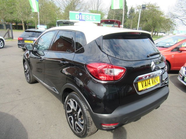 USED 2014 14 RENAULT CAPTUR 1.5 DYNAMIQUE S MEDIANAV ENERGY DCI S/S 5d 90 BHP ** TEST DRIVE TODAY **