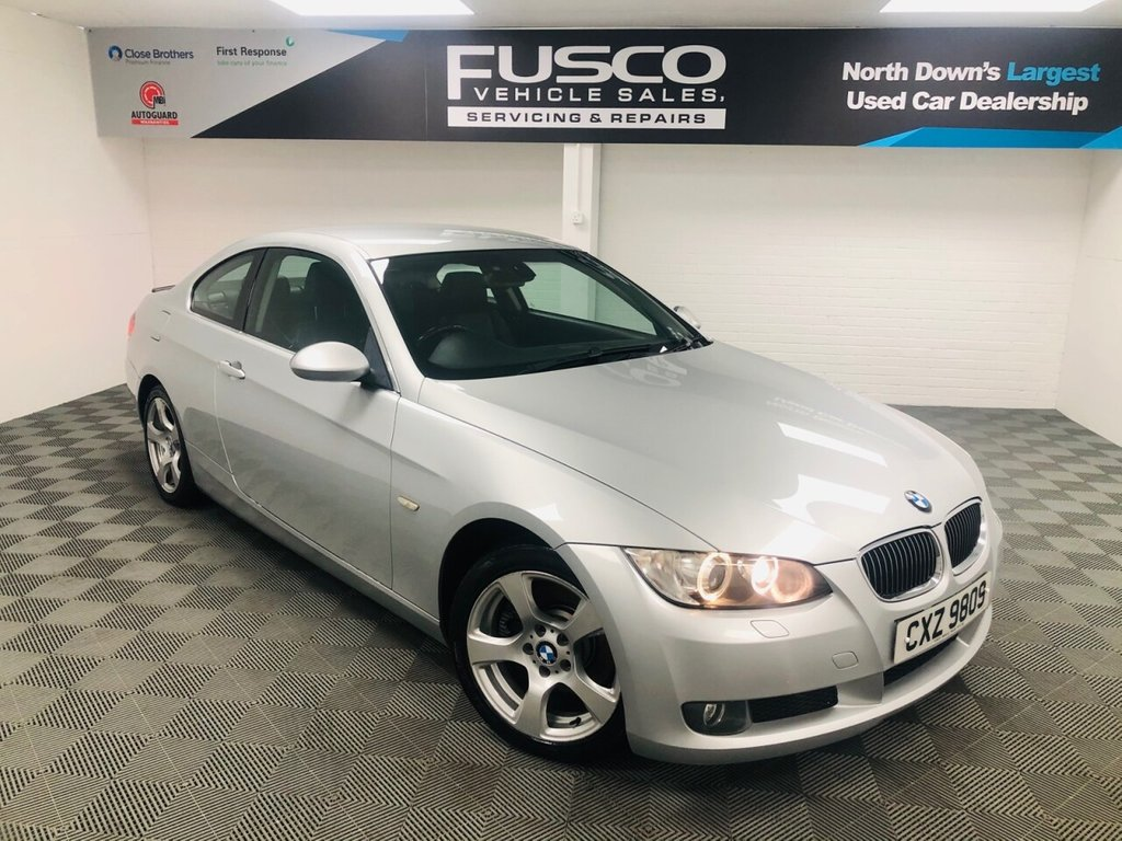 USED 2007 N BMW 3 SERIES 2.5 325I SE 2d 215 BHP NATIONWIDE DELIVERY AVAILABLE!