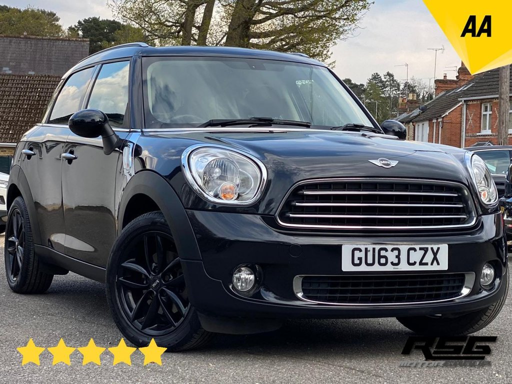 USED 2013 63 MINI COUNTRYMAN 1.6 COOPER 5d 122 BHP
