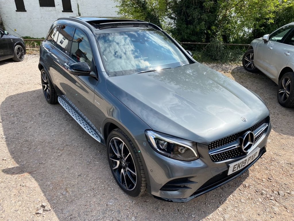 USED 2019 19 MERCEDES-BENZ GLC-CLASS 3.0 AMG GLC 43 4MATIC PREMIUM PLUS 5d 362 BHP Free Next Day Nationwide Delivery