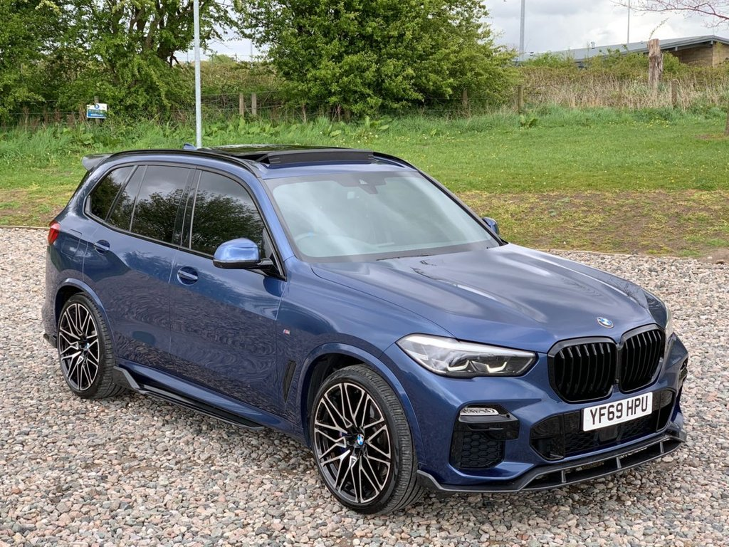 USED 2019 69 BMW X5 3.0 XDRIVE30D M SPORT 5d 261 BHP Free Next Day Nationwide Delivery