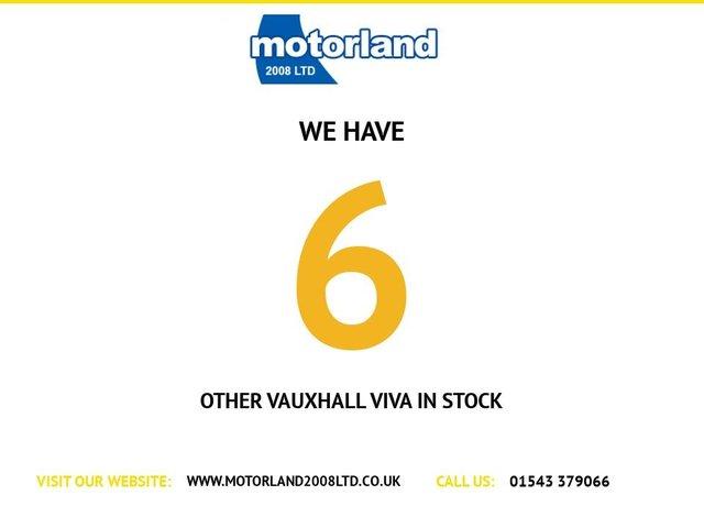 USED 2017 66 VAUXHALL VIVA 1.0 SE AC 5d 74 BHP **  JUST ARRIVED **