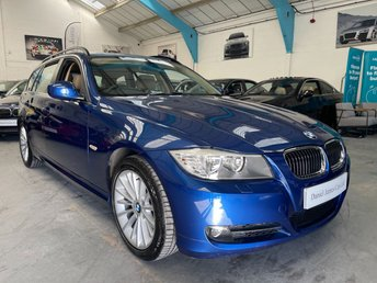 2009 BMW 3 SERIES 3.0 330D SE TOURING 5d 242 BHP £8990.00