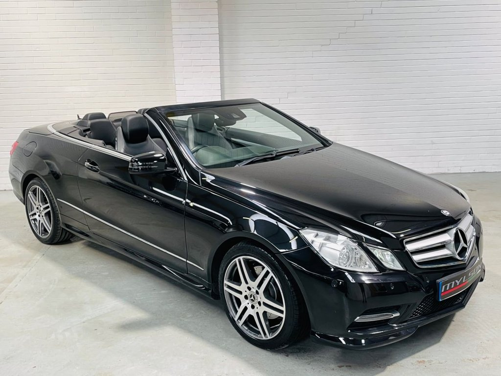 USED 2012 62 MERCEDES-BENZ E-CLASS 2.1 E250 CDI BLUEEFFICIENCY SPORT 2d 204 BHP AMG Pack|Low Miles|Diamond Cut Wheels|AA Passed|FINANCE
