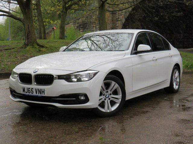 USED 2015 65 BMW 3 SERIES 2.0 320I SPORT 4d 181 BHP