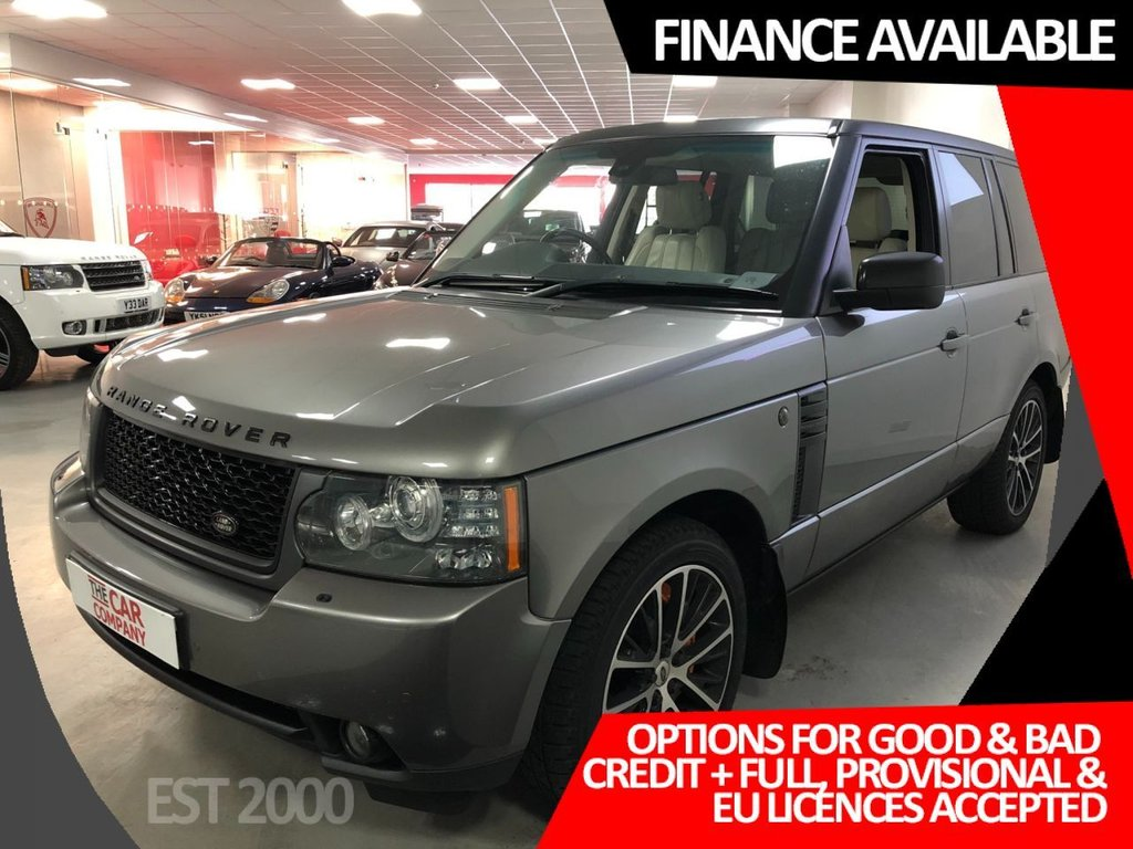 USED 2010 B LAND ROVER RANGE ROVER 4.4 TDV8 VOGUE SE 5d 313 BHP * ADAPTIVE CRUISE CONTROL * MOT NOV 2021 * HEATED/COOLED FRONT SEATS * HDD NAVIGATION SYSTEM *