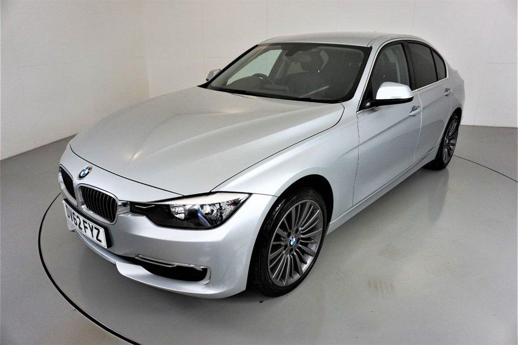 USED 2012 62 BMW 3 SERIES 2.0 320D LUXURY 4d-2 OWNER CAR-18