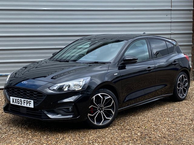 USED 2020 69 FORD FOCUS 1.5 ST-LINE X 5d 180 BHP
