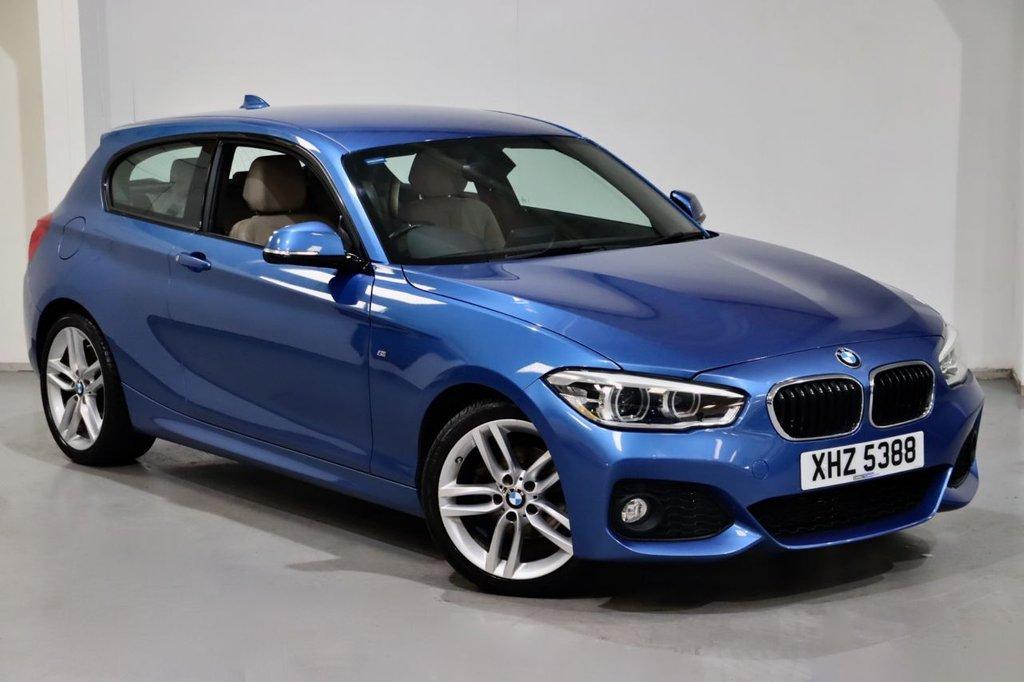 USED 2016 BMW 1 SERIES 2.0 120D M SPORT 3d 188 BHP