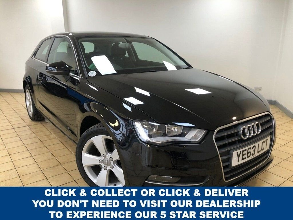 USED 2013 63 AUDI A3 1.6 TDI SPORT 3d 5 Seat Family Hatchback Recent Service plus MOT now ready to Finance and Drive Away Today 2 FORMER KEEPERs