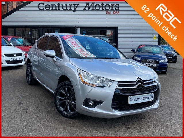 2015 65 DS DS 4 1.6 BlueHDI DStyle NAV 5dr - LEATHER