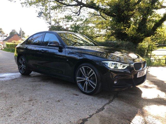 2016 16 BMW 3 SERIES 2.0 320D XDRIVE M SPORT 4d 188 BHP