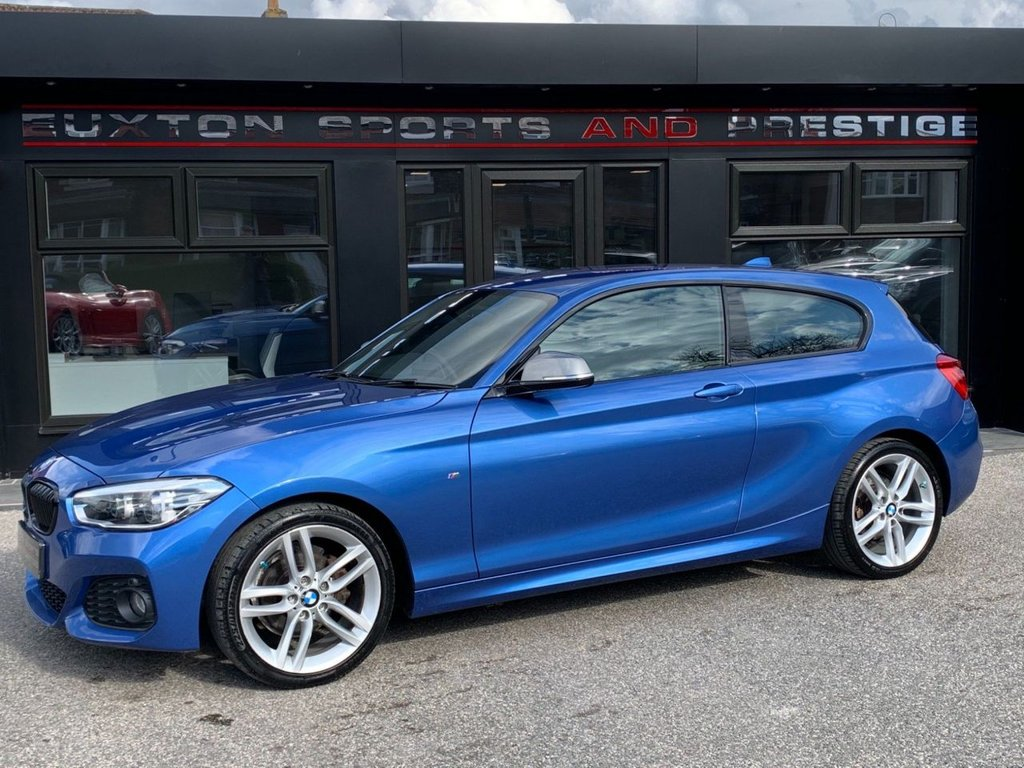 USED 2015 65 BMW 1 SERIES 1.5 116d M Sport (s/s) 3dr Full Service History