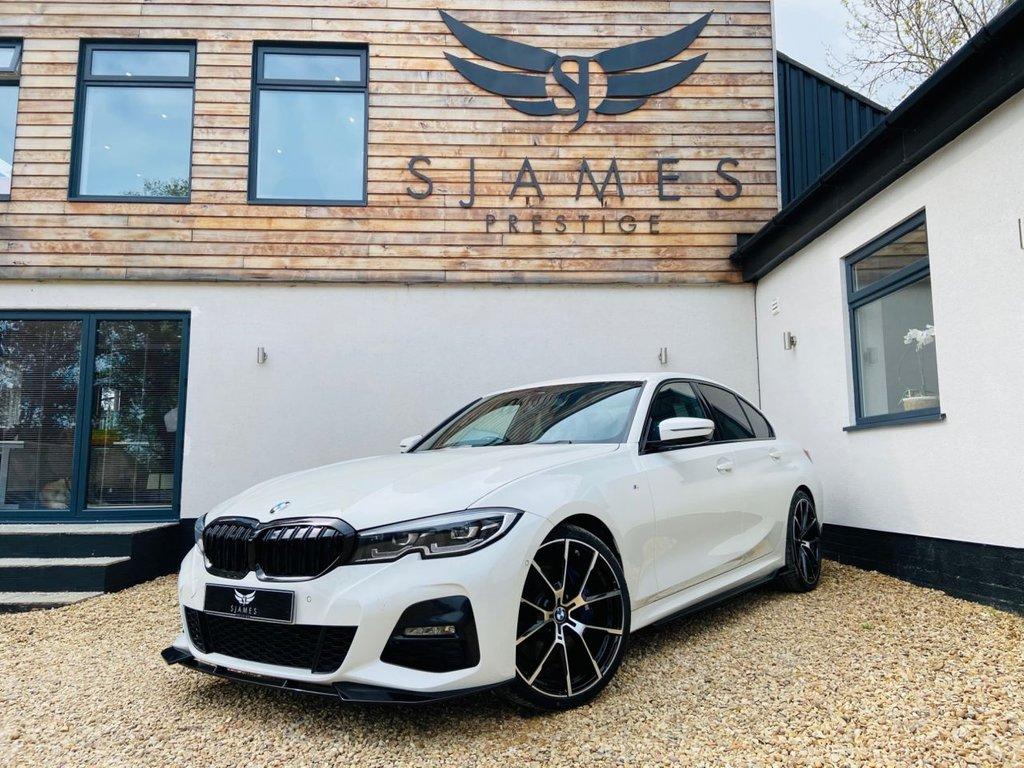 USED 2019 69 BMW 3 SERIES 3.0 330D M SPORT 4d AUTO 261 BHP