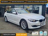 USED 2013 13 BMW 3 SERIES 2.0 318D SE 4d 141 BHP SAT/NAV, LEATHER, BLUETOOTH