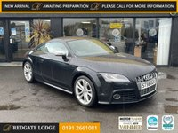 """USED 2009 58 AUDI TT 2.0 TTS TFSI QUATTRO 3d 272 BHP 12 SERVICES, *RARE CAR *, BOSE, SPORT MODE, BLACK/RED LEATHER, HEATED FRONT SEATS, 18"""" ALLOYS.."""