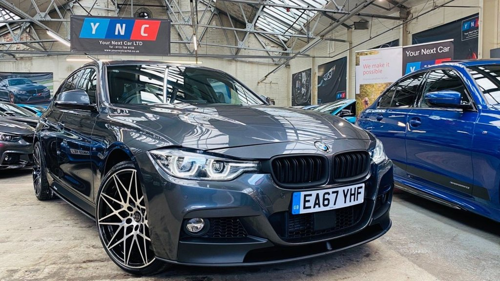 USED 2017 67 BMW 3 SERIES 3.0 335d M Sport Auto xDrive (s/s) 4dr PERFORMANCEKIT+HUGESPEC!!+20S
