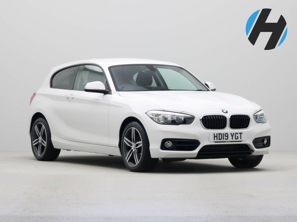 USED 2019 19 BMW 1 SERIES 1.5 118I SPORT 3dr