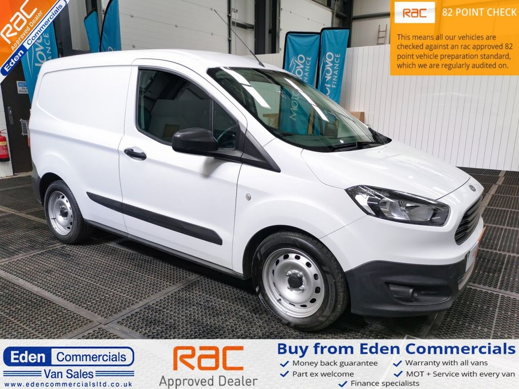 USED 2018 18 FORD TRANSIT COURIER 1.5 BASE TDCI 5d 74 BHP