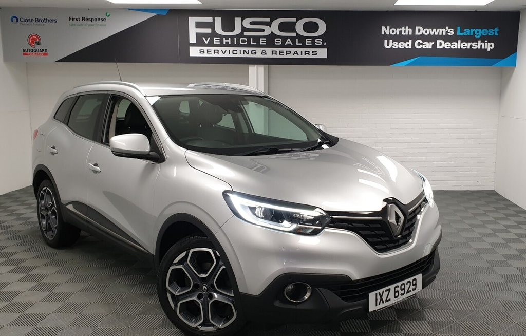 USED 2016 RENAULT KADJAR 1.5 DYNAMIQUE S NAV DCI 5d 110 BHP NATIONWIDE DELIVERY AVAILABLE!
