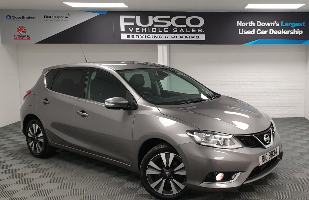 USED 2016 NISSAN PULSAR 1.2 N-CONNECTA DIG-T 5d 115 BHP NATIONWIDE DELIVERY AVAILABLE!