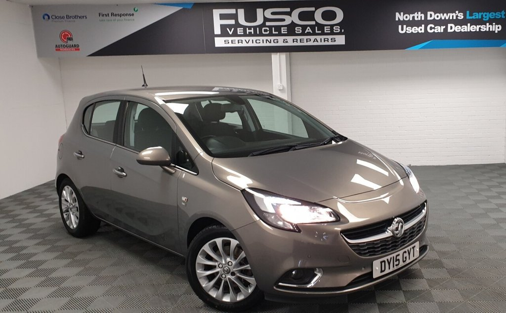 USED 2015 15 VAUXHALL CORSA 1.4 SE ECOFLEX S/S 5d 99 BHP NATIONWIDE DELIVERY AVAILABLE!