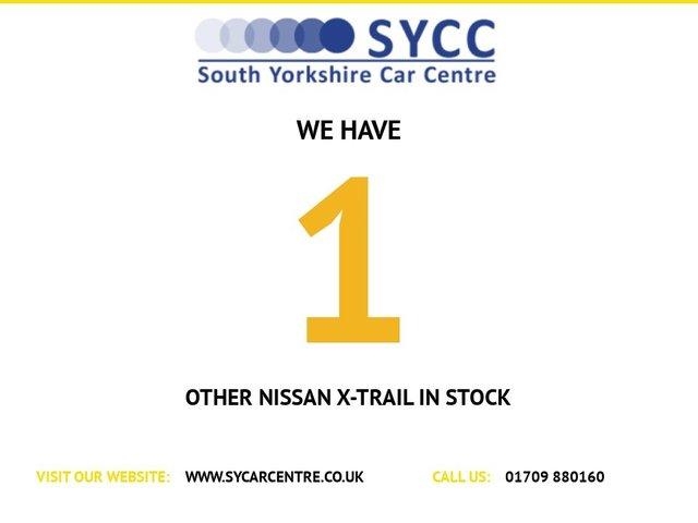 USED 2018 18 NISSAN X-TRAIL 1.6 DCI N-CONNECTA 5d 130 BHP ~ 7 SEATS 7 SEATS ~ PAN ROOF ~ SAT NAV ~ 360 CAMERAS ~ LDW