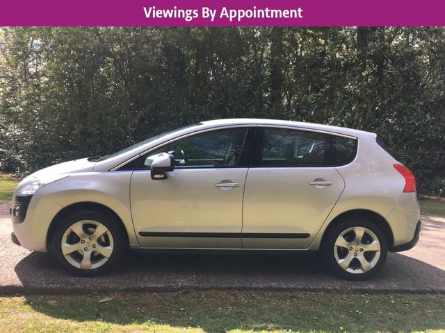 USED 2012 12 PEUGEOT 3008 1.6 SPORT HDI 5d 112 BHP AIR CON LOW MILEAGE FINANCE ME TODAY-UK DELIVERY POSSIBLE