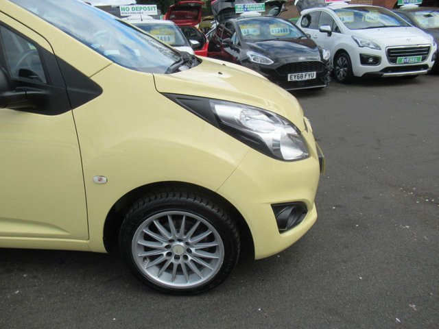 USED 2014 63 CHEVROLET SPARK 0.9 LS 5d 67 BHP **  JUST ARRIVED **
