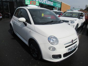 View our FIAT 500