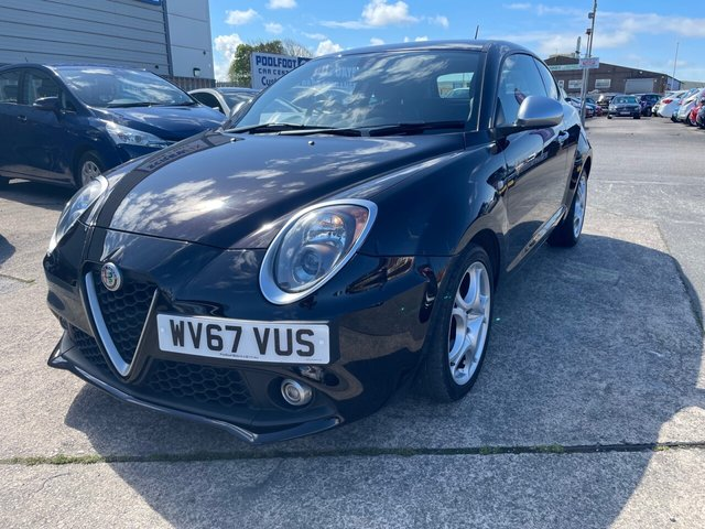 USED 2017 67 ALFA ROMEO MITO 1.2 JTDM-2 SUPER 3d 94 BHP FINANCE ARRANGED**PART EXCHANGE WELCOME**CRUISE*BLUETOOTH*DAB*AUX*USB*SERVICE HISTORY*BLUETOOTH*AIR CON