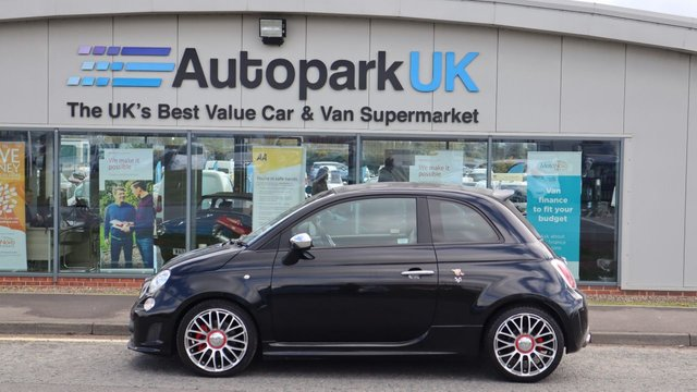 USED 2012 62 ABARTH 595 1.4 C TURISMO 3d 160 BHP LOW DEPOSIT OR NO DEPOSIT FINANCE AVAILABLE . COMES USABILITY INSPECTED WITH 30 DAYS USABILITY WARRANTY + LOW COST 12 MONTHS ESSENTIALS WARRANTY AVAILABLE FROM ONLY £199 (VANS AND 4X4 £299) DETAILS ON REQUEST. ALWAYS DRIVING DOWN PRICES . BUY WITH CONFIDENCE . OVER 1000 GENUINE GREAT REVIEWS OVER ALL PLATFORMS FROM GOOD HONEST CUSTOMERS YOU CAN TRUST .