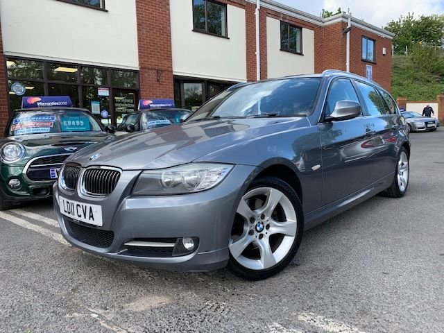 USED 2011 11 BMW 3 SERIES 2.0 318D EXCLUSIVE EDITION TOURING 5d 141 BHP