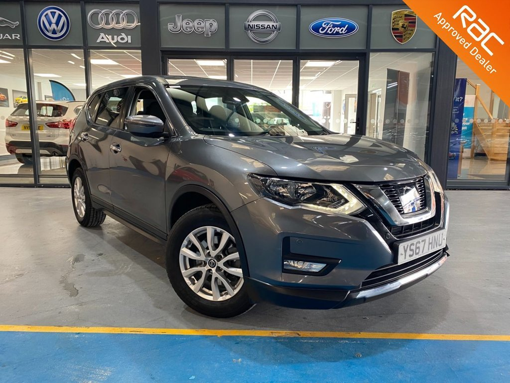 USED 2018 67 NISSAN X-TRAIL 1.6 DCI ACENTA XTRONIC 5d 130 BHP Complementary 12 Months RAC Warranty and 12 Months RAC Breakdown Cover Also Receive a Full MOT With All Advisory Work Completed, Fresh Engine Service and RAC Multipoint Check Before Collection/Delivery