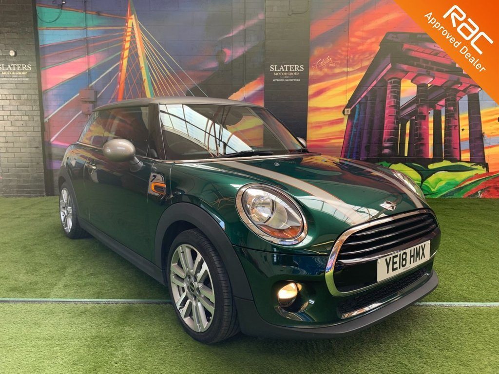 USED 2018 18 MINI HATCH COOPER 1.5 COOPER SEVEN 3d 134 BHP Complementary 12 Months RAC Warranty and 12 Months RAC Breakdown Cover Also Receive a Full MOT With All Advisory Work Completed, Fresh Engine Service and RAC Multipoint Check Before Collection/Delivery