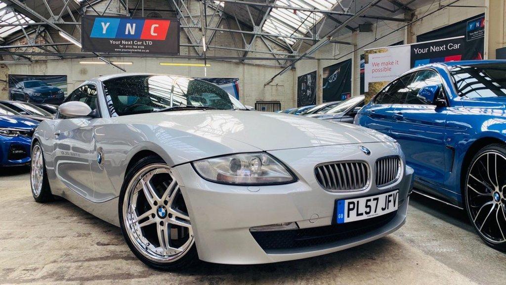 USED 2008 57 BMW Z4 3.0 si Sport 2dr STUNNINGRARESPORT!!+19S+WOW